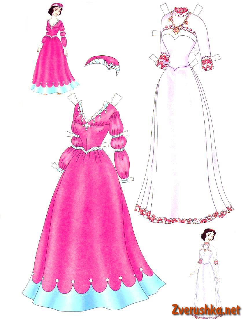 Кукли за обличане