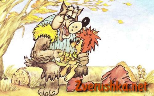 Приказки за деца Есенни корабчета