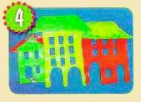 град в три цвята