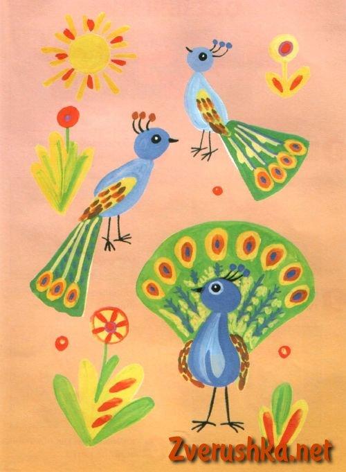 Рисуваме с боички