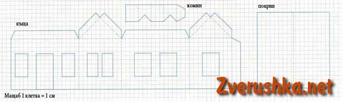 Къщичка за джуже