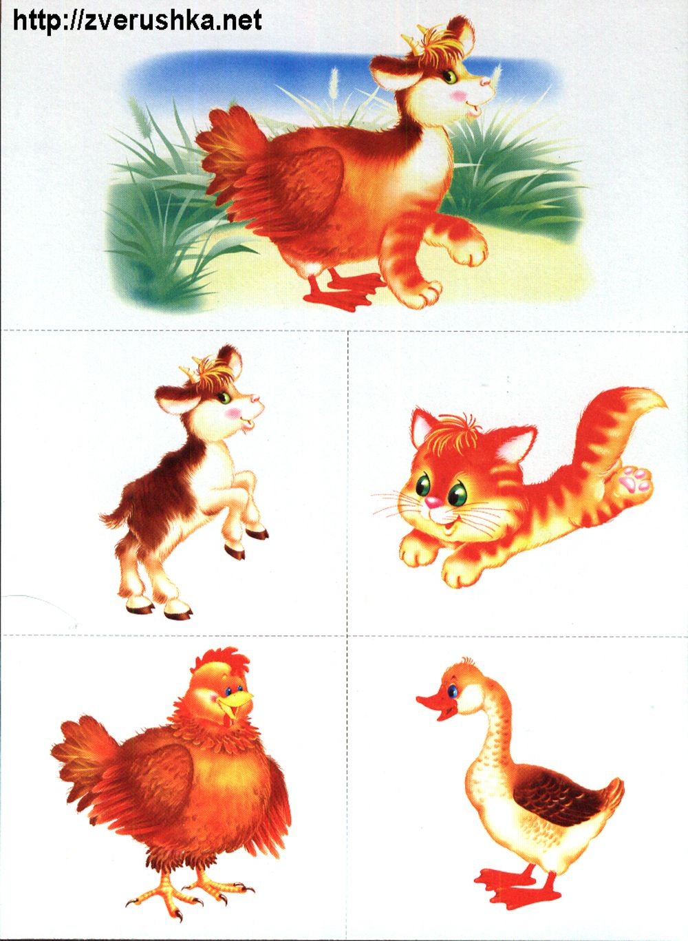 Развиващи картички