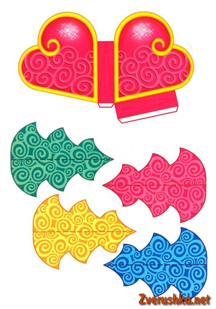 Хартиени играчки