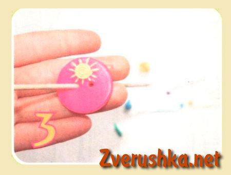 Как да направим копчета