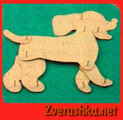 Куче от картон