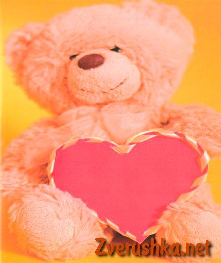 Валентинка сърце