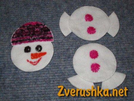 Идеи за снежен човек