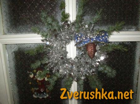 Коледна украса