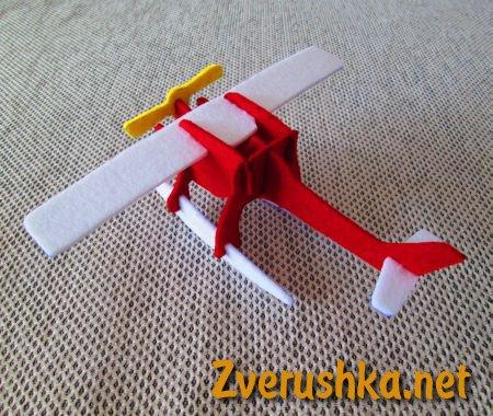 самолет от филц