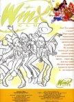 Книжка за оцветяване: Рисувам с Winx №3